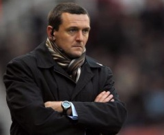 Boothroyd...departed the Cobblers this evening.